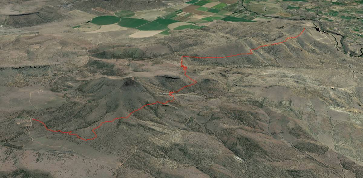Gray Butte Trail Overview Thumbnail